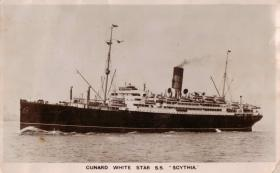 SS Scythia