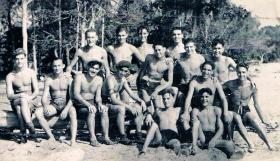 9 Platoon C Coy 7th (LI) Para Bn Semarang 1946