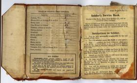Harry Marshall's Service Book
