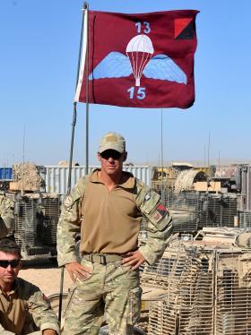 Sgt Andy Wardle, Op Herrick XIII