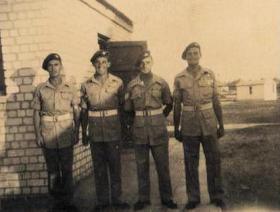 Members of 6th Para Bn