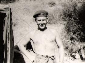 Sgt Jackson, 33 Para Field Regiment, Cyprus 1956