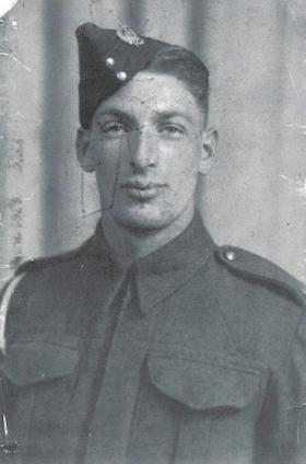Sgt Maurice Kalikoff, Mortar Ptn, Support Coy, 2 Para Bn