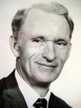 Sgt Arthur W Oram, date unknown.