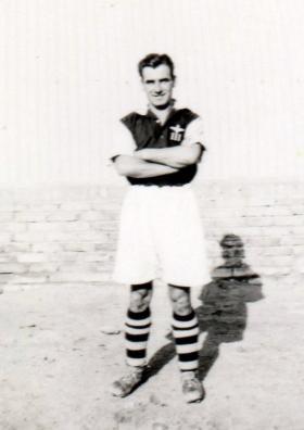 'Spud' Taylor, 3 PARA, 1952.