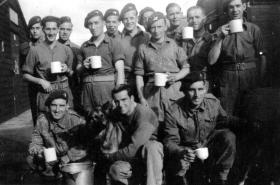 Members of 8th Para Bn, 1944.