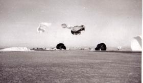 3rd Para Bn, Op Musketeer, Suez, 5 November 1956.