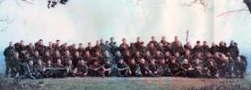 Support Company 2 PARA, 10 Mile TAB, Flagstaff Hill, Aldershot, 1995.