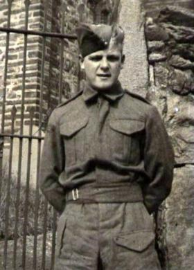 Private Thomas Tippett, date unknown.