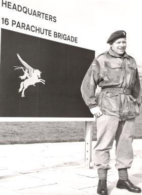 TFH, Headquarters 16 Parachute Brigade