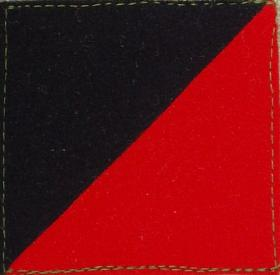 Armoured Reconnaissance Regiment (5 Airborne Brigade) DZ Flash (1st Pattern)