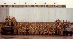 2 PARA, Ballymurphy 1976 / 1977.