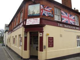 The Trafalgar Inn, Aldershot, 2011.