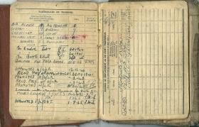 Thomas Davis Paybook