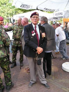 Tom Carpenter at Oosterbeek, 2006.