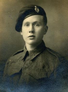 Sgmn Tom Stevens c1941.