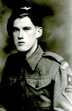 Lance Corporal Lycett, c 1945.