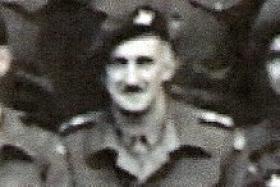 Lt Robert 'Roy' Nelson, date unknown.