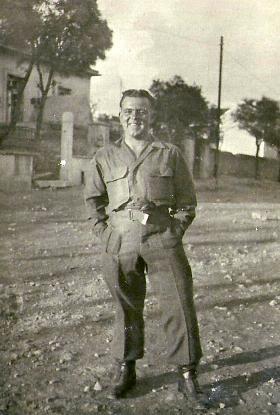 Unidentified member of 4th Para Bn, c1944/45