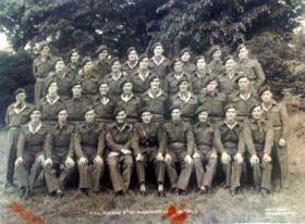 Vickers Machine Gun Platoon 3rd Battalion, The Parachute Regiment, 1945