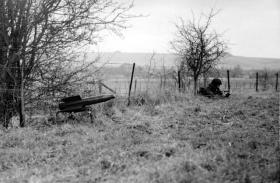 Vickers Vigilant Anti Tank Missile, AATDC trials, 1959.