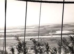 View over the Egyptian Defences at El Cap, Suez 1956