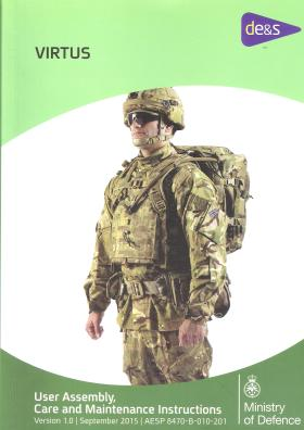 VIRTUS Manual Cover