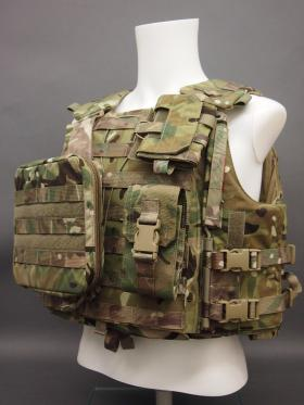 2016 VIRTUS Scalable Tactical Vest (STV) with Level 3 protection