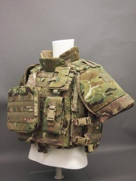 VIRTUS Scalable Tactical Vest (STV) with Level 4 protection