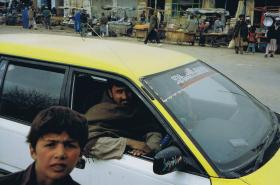 Locals, Kabul, Afghanistan, 2002