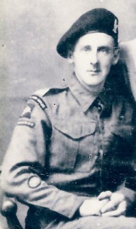 Rifleman 'Bill' Boyd, 1st Airborne Battalion The Royal Ulster Rifles, 1942.