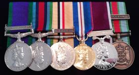 Sgt Wilbur Wright Medal Collection, 2013.