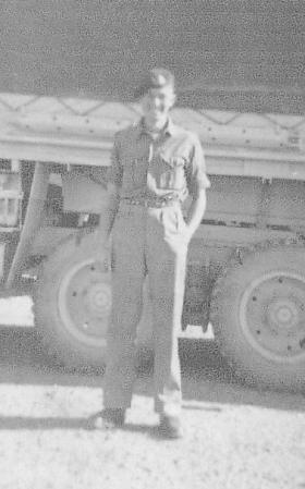 Gordon Willcox 1947