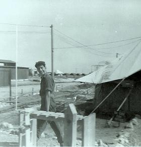 Pte Humphreys B Coy 3 PARA Cyprus, 1956