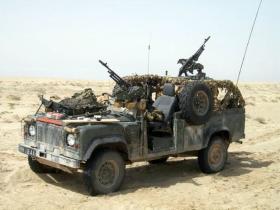 WMIK, Iraq, 2005.