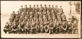 Wings Parade Group Photo, RAF Abingdon 2 June 1956