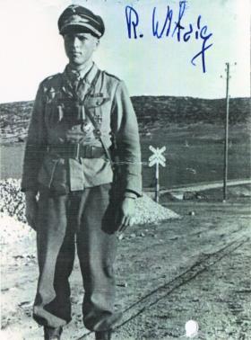 Major Rudolf Witzig, undated.