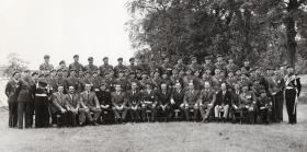 WO's and Sgt Mess Old Comrades Day, 2 PARA, June 1967.