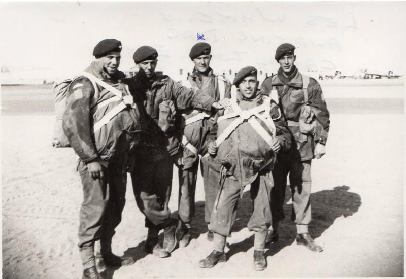 3 PARA Canal Zone 1952