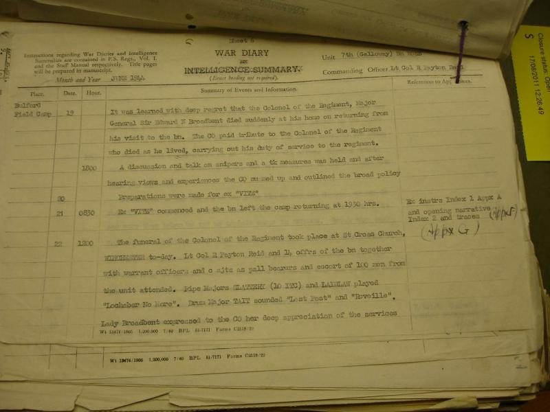 John Greehalgh DFC and Steven Hughes 25 Years Veterans Parade