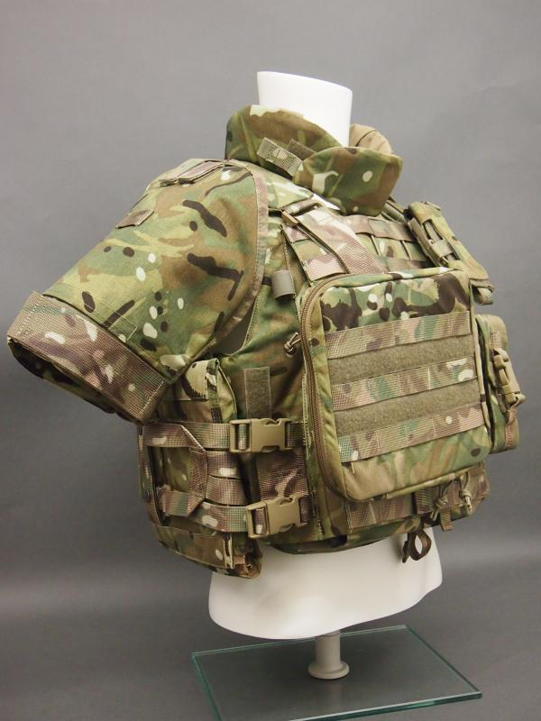 VIRTUS Scalable Tactical Vest (STV) with Level 4 protection | ParaData