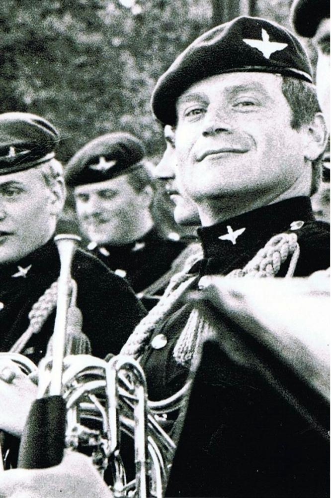 The Parachute Regiment Bands Paradata
