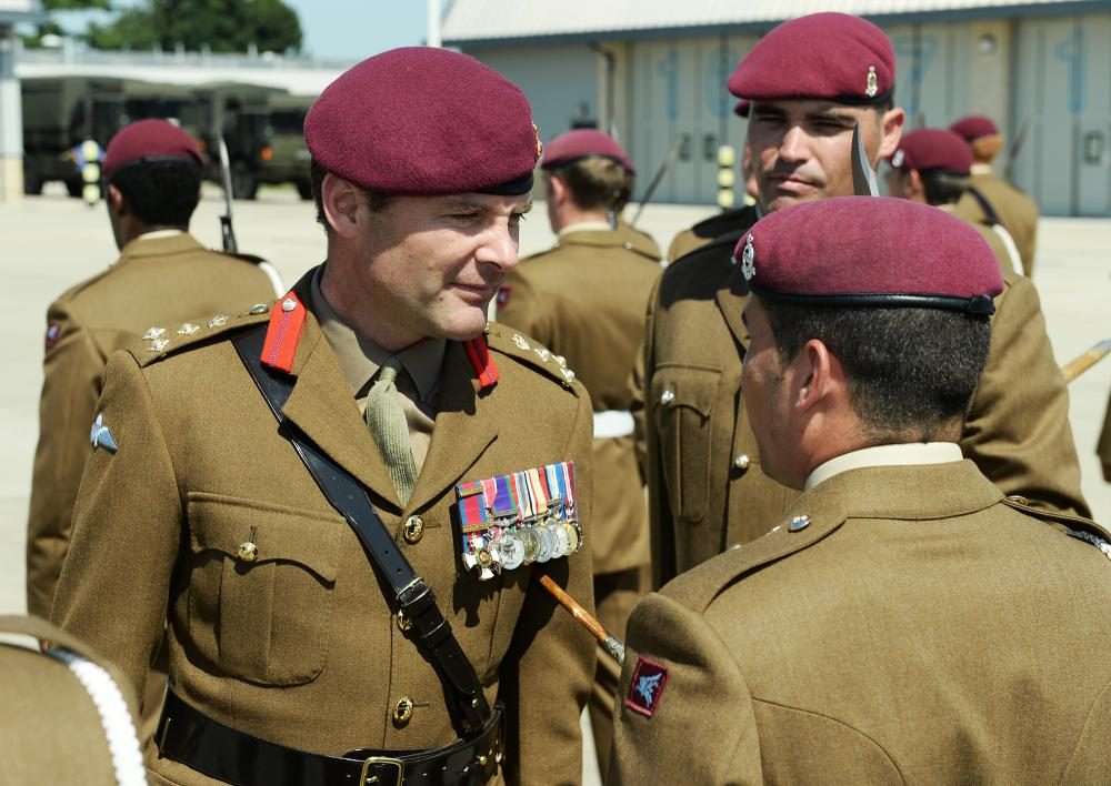 7 Parachute Regiment RHA PARA