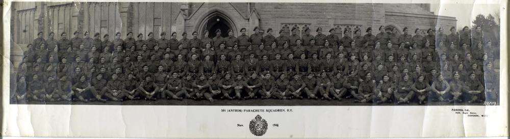 591 Parachute Squadron RE | ParaData