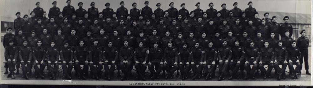 1st Canadian Parachute Battalion Paradata