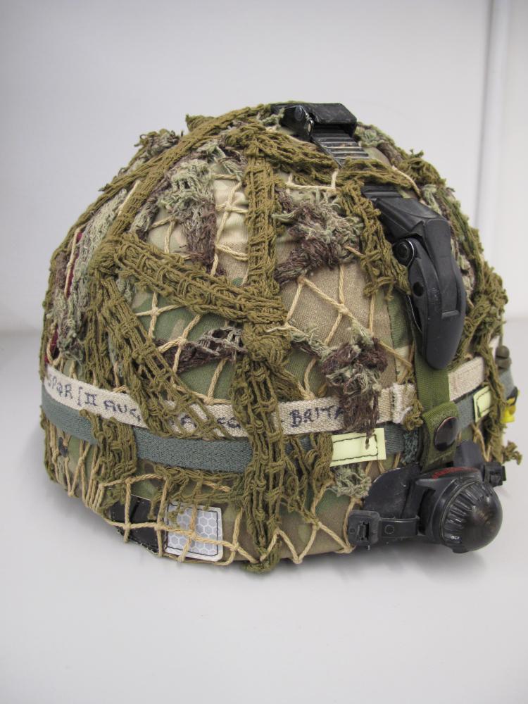Airborne and Para Helmets | ParaData