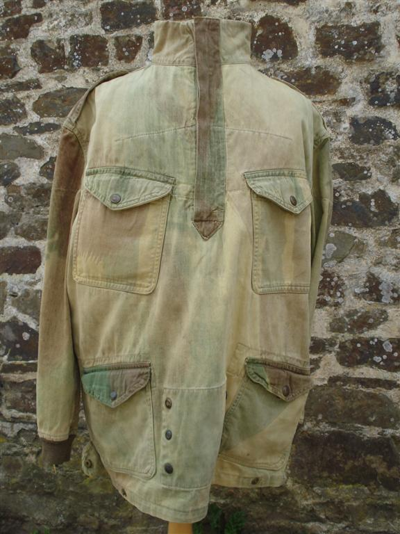 Denison Smock, 1st Pattern, hand dyed (Manufactured by CWS) | ParaData