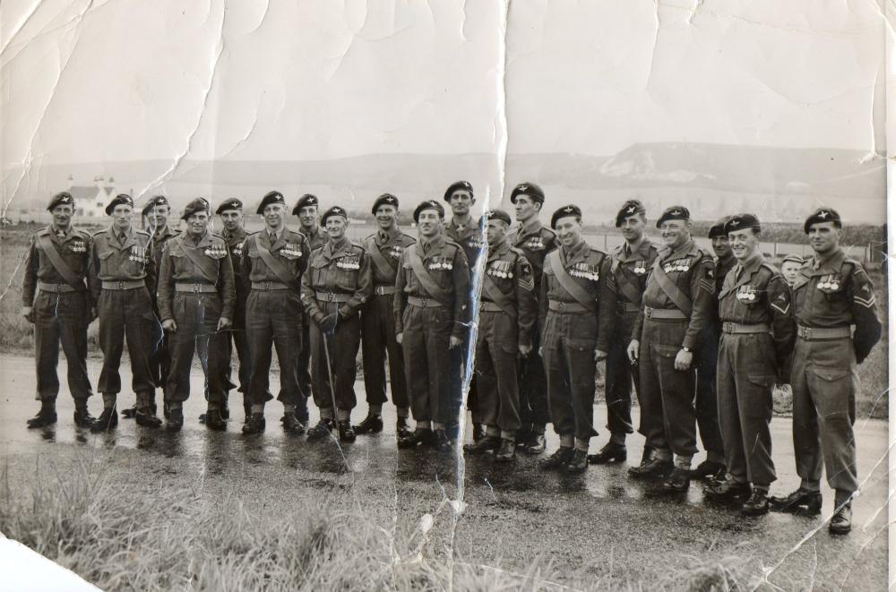 PARACHUTE-REGIMENT-13TH-LANCASHIRE-BATTALION-D-DAY-WW2 NEW