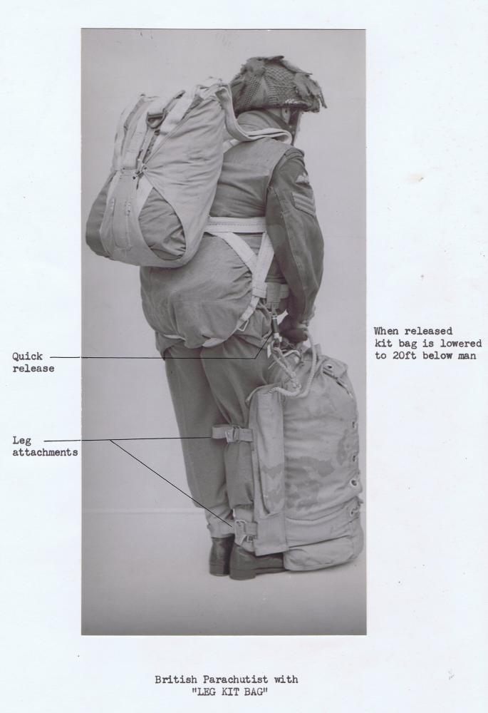 GQ X-Type Parachute | ParaData